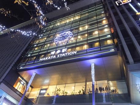 博多駅前イルミネーション8